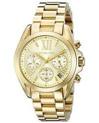 19c107606acb Michael Kors Women s MK5798 Bradshaw Gold-Tone Stainless Steel Watch  (parallel import)