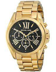 Michael Kors Women's Bradshaw Gold-Tone Watch MK5739 (parallel import)
