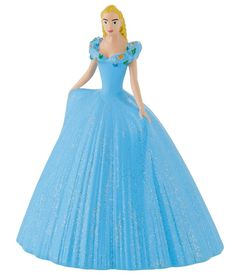 Bullyland Cinderella Live Action - Blue Dress