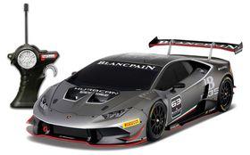 Maisto 1/24 R/C Lamborghini Huracan LP620-2 Super Trofeo - Grey