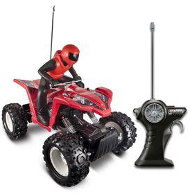 Maisto R/C Rock Crawler ATV Complete 6v - Red