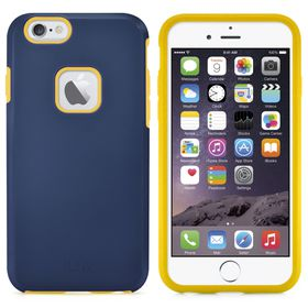 iLuv Regatta Dual Layer Case For iPhone 6/6s - Blue