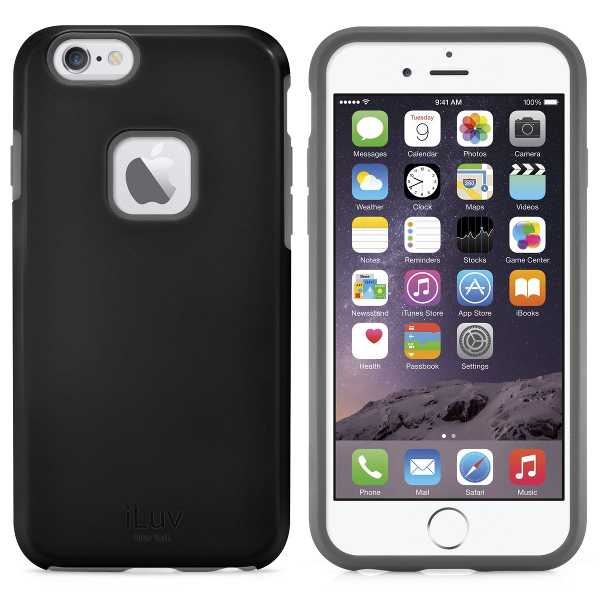iphone 6 dual layer case