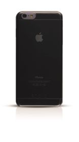 Odoyo Soft Case iPhone 6/6s - Graphite Black