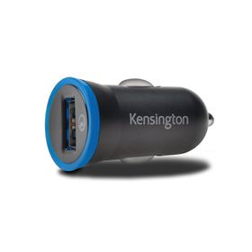 Kensington PowerBolt 2.4 Car Charger (USB) with QuickCharge 2.0