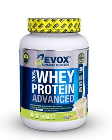 Evox 100% Whey Protein Advanced - Apple Crumble 908g