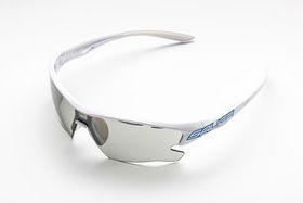 Salice 011 Photochromatic White & Blue Sunglasses