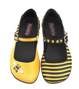 Chocolatica's Yellow Butterfly - Yellow & Black