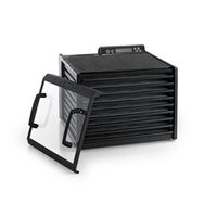 Excalibur Dehydrator 9 Tray with 48 Hour Built in Timer - Black