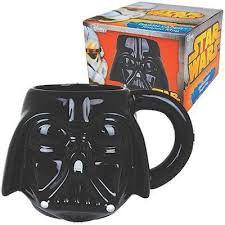 Star Wars - Darth Vader Shaped Mug (Parallel Import)