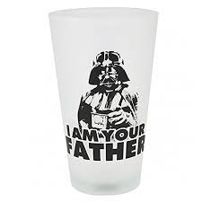 Star Wars - I Am Your Father Glass (Parallel Import)