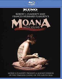 Moana with Sound - (Region A Import Blu-ray Disc)