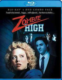 Zombie High - (Region A Import Blu-ray Disc)