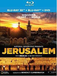 Jerusalem 3d - (Region A Import Blu-ray Disc)