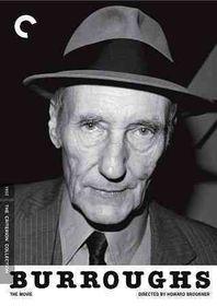 Burroughs:Movie - (Region 1 Import DVD)