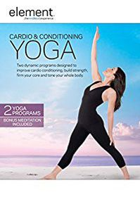 Element:Cardio & Conditioning Yoga - (Region 1 Import DVD)
