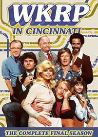 Wkrp in Cincinnati:Final Season - (Region 1 Import DVD)