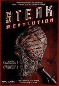 Steak (R)evolution - (Region 1 Import DVD)