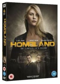 Homeland: Series 5 (DVD)