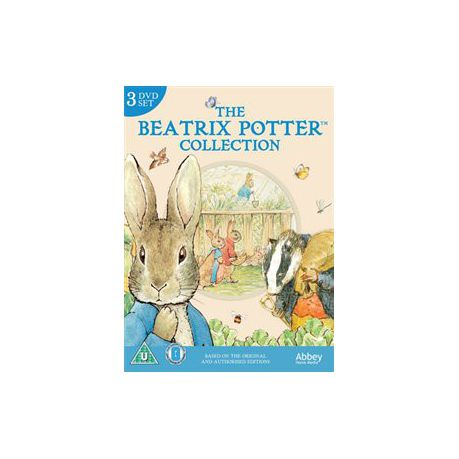 beatrix potter the world of peter rabbit and friends dvd