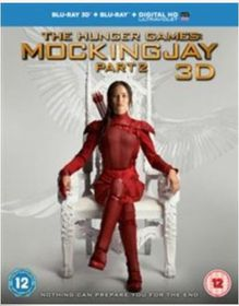 Hunger Games: Mockingjay - Part 2 (Blu-Ray)