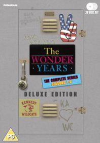 Wonder Years: The Complete Series (DVD)