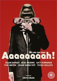 Aaaaaaaah! (DVD)
