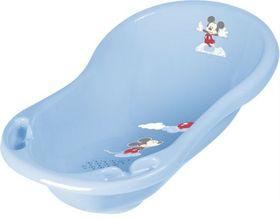 Disney - Mickey Baby Bath with plug - Blue