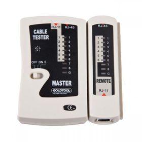 Goldtool RJ11 RJ45 Cable Tester