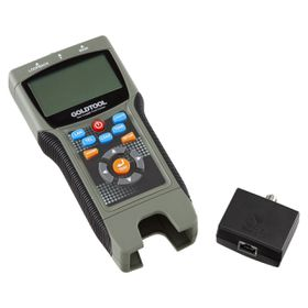 Goldtool RJ45 Coax Cable Tester with LCD