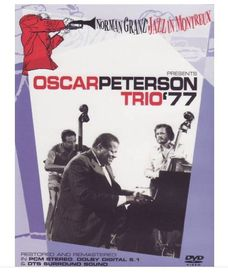 Oscar Peterson Trio - Norman Granz Jazz In Montreux '77 (DVD)