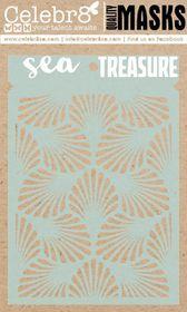 Celebr8 Sea Treasures Mask - Sea Treasures