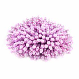Heels Diva Chrysanthemum Centre Shoe Clip - Purple