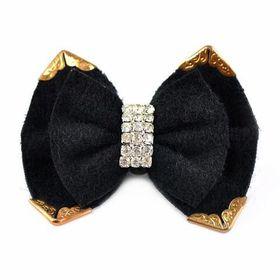 Heels Diva Lady Mae Shoe Clip - Black