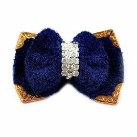 Heels Diva Lady Mae Shoe Clip - Blue