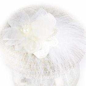 Heels Diva Bethany Swann Shoe Clip - White