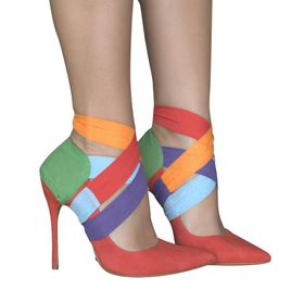 Heel Condom Colour Splash - Multi