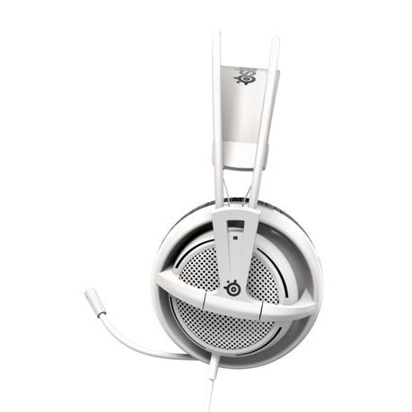 56548e26164 SteelSeries - Siberia 200 Gaming Headset - White | Buy Online in South  Africa | takealot.com