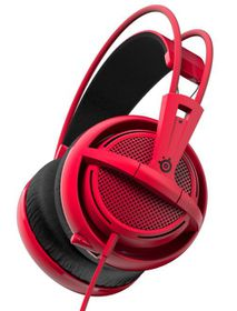 SteelSeries - Siberia 200 Gaming Headset - Forged Red