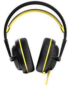 Steelseries Siberia 200 Gaming Headset - Proton Yellow