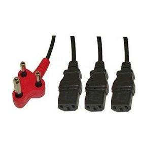 Generic 3.8M Dedicated 3 Headed Power Cable