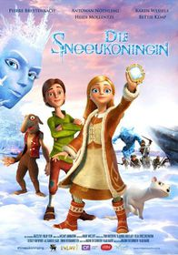 Sneeukoningin/ The Snow Queen (DVD)