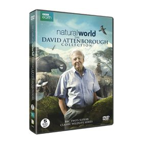 Natural World - The David Attenborough Collection (DVD)