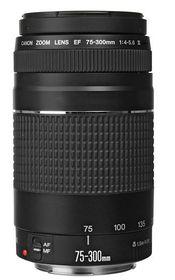 Canon EF 75-300mm f4.0-5.6 III Lens