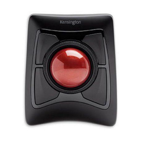 kensington expert optical wireless usb mouse trackball for pc or mac