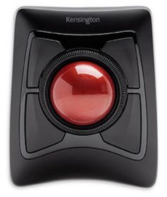 Kensington Expert Optical Wireless USB Mouse Trackball for PC or Mac