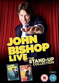 John Bishop Box Set - Sunshine and Rollercoaster (DVD)
