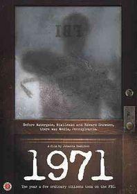 1971 - (Region 1 Import DVD)