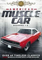 American Muscle Cars - (Region 1 Import DVD)