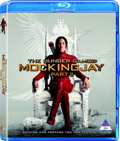 The Hunger Games: Mocking Jay Part 2 (Blu-ray)